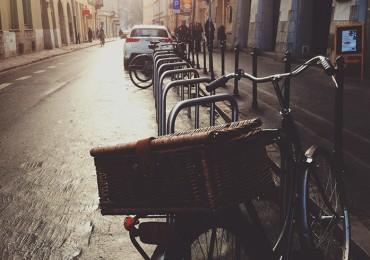 Bikes on the Street